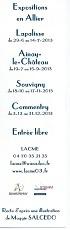 expo 2013 verso